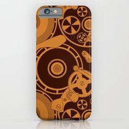 Clockwork 1 iPhone Case
