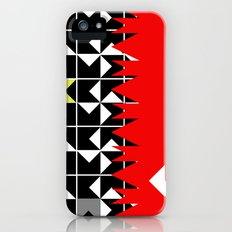Curtains iPhone (5, 5s) Slim Case