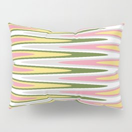Waves of Color Pillow Sham