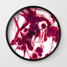 Abstract #18 Wall Clock