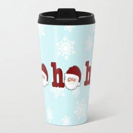 Ho Ho Ho Travel Mug