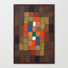 Static-Dynamic Gradation by Paul Klee, 1923 Canvas Print