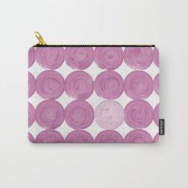 Pinker dot dot, dot pink Carry-All Pouch
