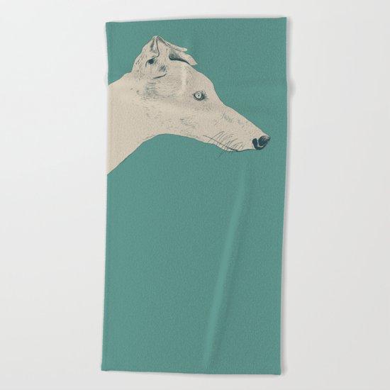 Animals 2 Beach Towel