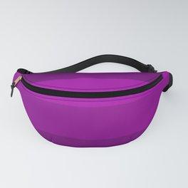 Purple Violet Pop Fanny Pack
