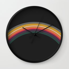 one day – prismatic (can pair with bonfire) Wall Clock