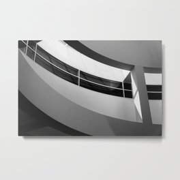 Getty Abstract No.2 Metal Print