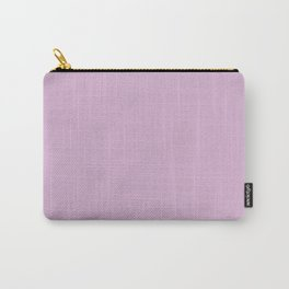 Pink Lavender - solid color Carry-All Pouch