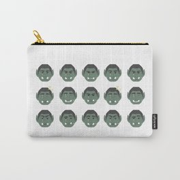 Orcmojis Carry-All Pouch