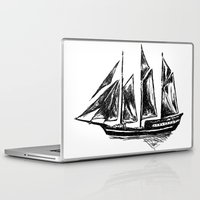 ship Laptop & iPad Skins featuring Ship by LeahOwen