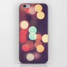half light iPhone & iPod Skin