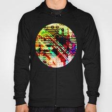 Color circuit Hoody