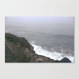 Land's End, Oceans Begin Canvas Print