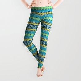 stripes1 Leggings