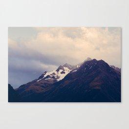 Vintage Mountain 12 Canvas Print