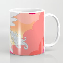 Alicorn at Sunset Coffee Mug