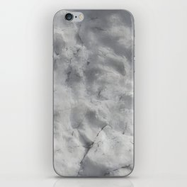 textured wall for background and texture iPhone Skin
