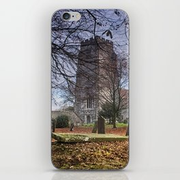 St Martin Aldington iPhone Skin