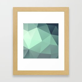geometric VI Framed Art Print