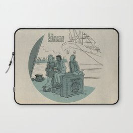 Walk Like A Dragon Laptop Sleeve