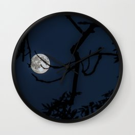 Branching Out Wall Clock