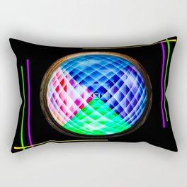 Abstract perfektion 83 Rectangular Pillow