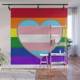 Pride Love Wall Mural