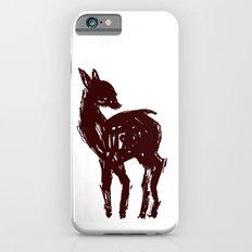 Looking Back Deer Slim Case iPhone 6s