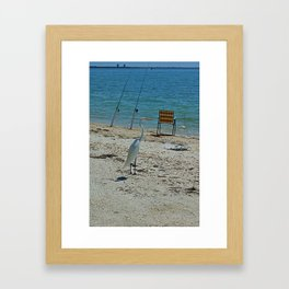 Mr. Persistence Framed Art Print