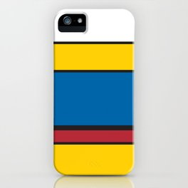 Design by Bill Caddell Series1-10 iPhone Case