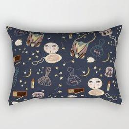 1920s cosmetics Rectangular Pillow