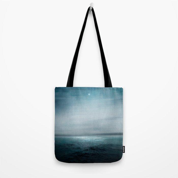 Sea Under Moonlight Tote Bag