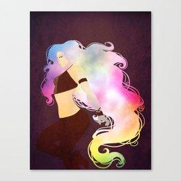 Karolina Dean Canvas Print