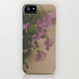 Melancholia 02 iPhone Case