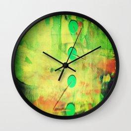 cogs Wall Clock