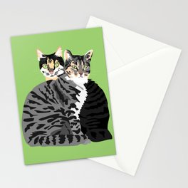 Pasquale and Priscilla Stationery Cards