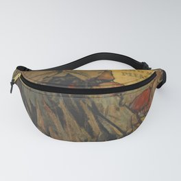 Liberty Bonds Vintage Poster Mother Baby Fanny Pack