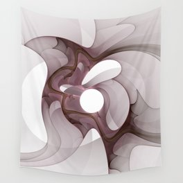 Mysterious Moment Wall Tapestry