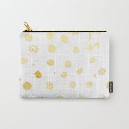Foil Spots Carry-All Pouch