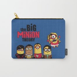 The Big Minion Theory Carry-All Pouch
