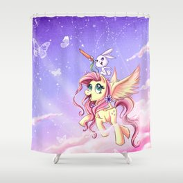 Charge! Shower Curtain