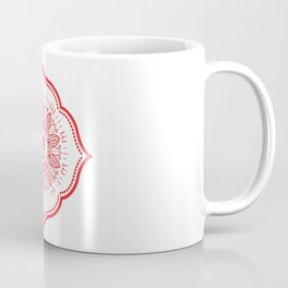 Root Chakra Mandala #04 Coffee Mug