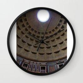 Pantheon Wall Clock