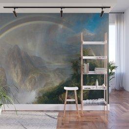 Rainy Season in the Tropics - Frederic Edwin Church Wall Mural