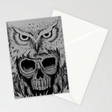 Owlskull Stationery Cards