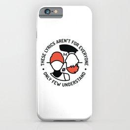 MM iPhone Case