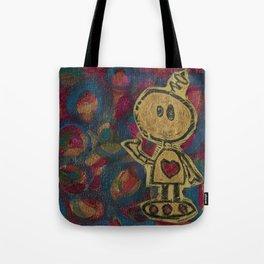 Diggity Pop Art Tote Bag