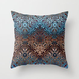Ethnic Tribal Pattern G329 Throw Pillow