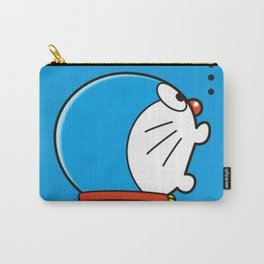 Doraemon Surprised Carry-All Pouch