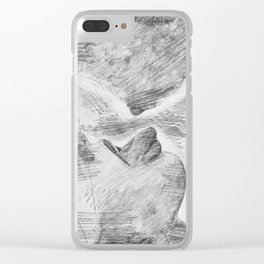 Desire Clear iPhone Case